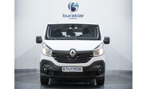 RENAULT TRAFIC  2017 MODEL 1.6DCI MULTIX GRAND CONFORT