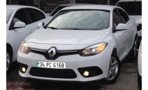 RENAULT (OYAK) FLUENCE TOUCH 1.5 DCI 90 2015