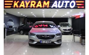 OPEL INSIGNIA GRAND SPORT 1.6 D 136 MT6 EXCELLENCE 2017