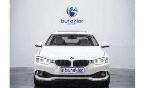 BMW 418i COUPE PRESTIGE OTOMATIK 2017 MODEL